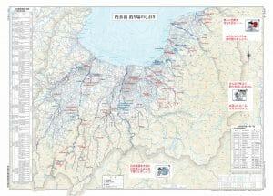 釣り場MAP(富山県版)